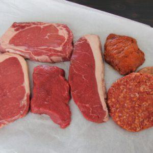 BBQ pakket 7 kg