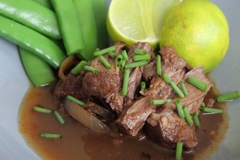 Caribisch stoofvlees