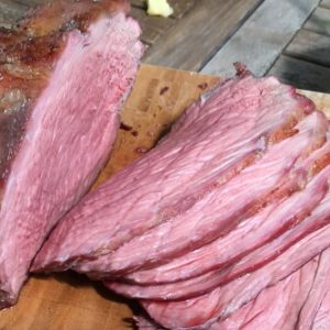 Staartstuk Limousin BBQ