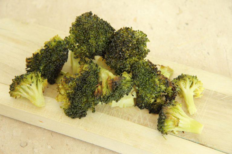 Geroosterde broccoli